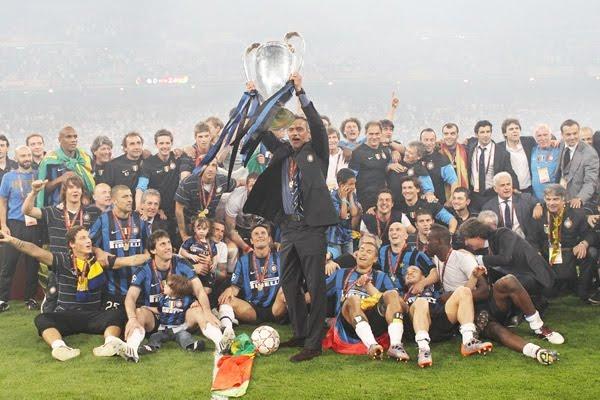 El Inter ha conquistado la Champions en tres ocasiones. La última de la mano de Mourinho.