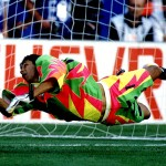Jorge Campos: the goalkeeper scorer