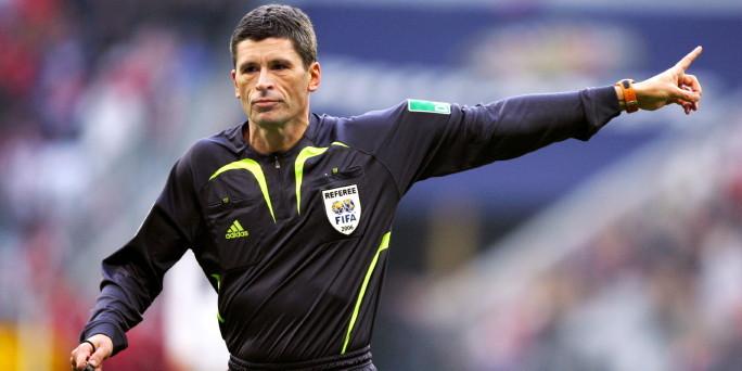 Markus Merk, the best referee of the century