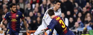 Real Madrid -FC Barcelona de Copa del Rey