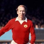Sir Bobby Charlton, eine der größten Fußball-Legenden des zwanzigsten Jahrhunderts