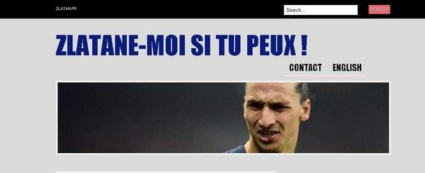 The demands pirate website Ibrahimovic