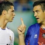 Levante Sergio Ballesteros retires