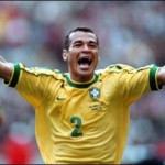 Cafu, one of the best right-backs in history