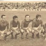 """Los cinco """"magníficos"""" del Zaragoza: un quinteto de ensueño"""