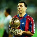 Hristo Stoichkov, genius and character, two in one