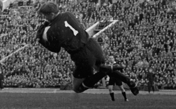 Lev Yashin, Black spider goal