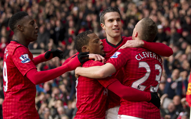 Manchester United 2-Liverpool 1: the Red Devils are imposed on classic England