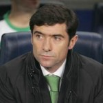 Villarreal coach Marcelino will