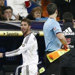 Sergio Ramos could be punished with up 4 matches