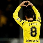 Sahin returns on loan to Borussia Dortmund