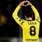 Sahin vuelve cedido al Borussia Dortmund