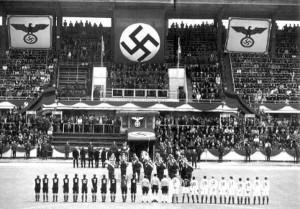 Austria jugó un partido de despedida contra Alemania el 3 de abril de 1938.