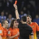 Barcelona verlor ihr erstes Ligaspiel gegen Real Sociedad