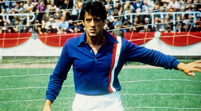 Escape to Victory, a classic football film