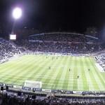 die Vélodrome, die Heimat von Olympique de Marseille