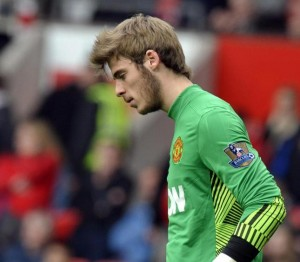 David De Gea goalkeeper future selection