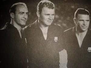 Of Stefano, Kubala and Puskas