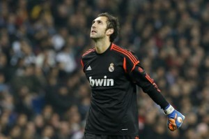 Diego Lopez B Del Bosque plan for Iker sustituri
