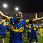Five of the best players in the history of Boca