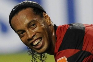 Ronaldinho the player ugliest part 2, It looks like mRed