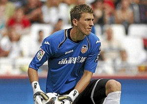 Vicente Guaita, the other league