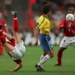 England 2-Brazil 1: Lampard bitter debut Scolari