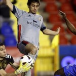 Levante 0- Osasuna 2: Andres Fernandez graduated as one of the greatest goalkeepers in Europe