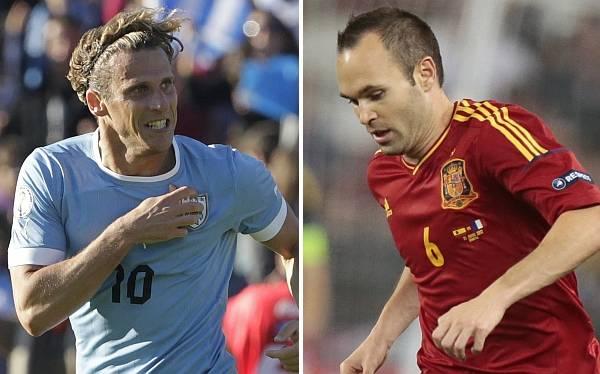 España-Uruguay, un amistoso con sabor a la Copa Confederaciones