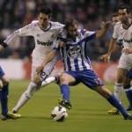 Deportivo 1- Real Madrid 2: Higuaín da un triunfo en el último suspiro
