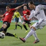 Real Madrid 1- Manchester United 1: Old Trafford will sentence