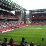 Parken Stadium Copenhague, Denmark house