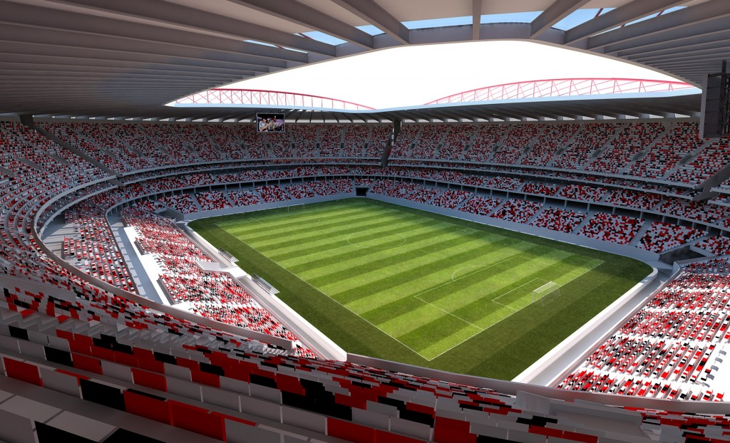 The new reform Monumental stadium will create a new look.
