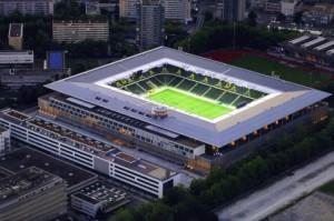 Switzerland Stadium replaced it in 2005 al Wankdorftadion