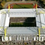 Westfalenstadion o Signal Iduna Park, the biggest German stadium