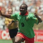 Milla was elected in 1990 best player in the history of Africa