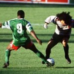The famous Milla goal Higuita in Italy 90.