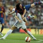 Real Madrid-Barcelona, robos y atracos arbitrales entre ellos
