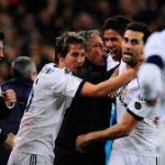 Real Madrid eliminated by Manchester United with arbitral controversy