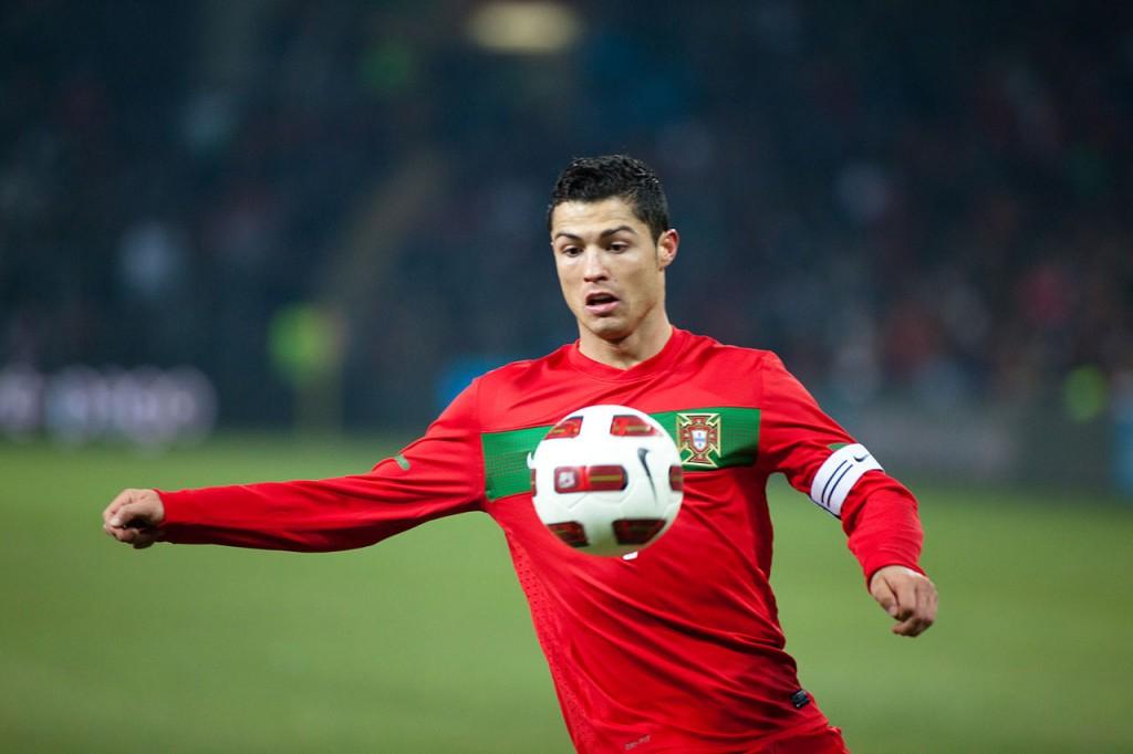 Ronaldo ist bereits die beste Torschütze in Portugal.