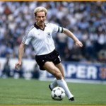 Karl-Heinze Rummenigge, It was so good that he made a song
