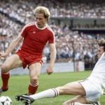 Rummenigge won two gold balls 1980 Y 1981