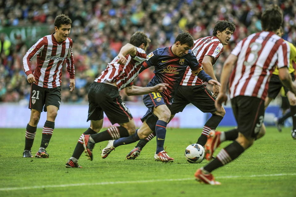 Athletic 2- Barcelona 2: those of Tito must wait for the party to win the league Betis