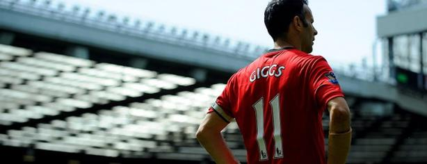 Ryan Giggs record: adds its title number 13  Premier