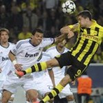 Borussia Dortmund 4- Real Madrid 1: New German Spanish team to win