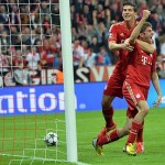 Bayern 4- Barcelona 0: Arbitration robbery and scandalous defeat in Munich