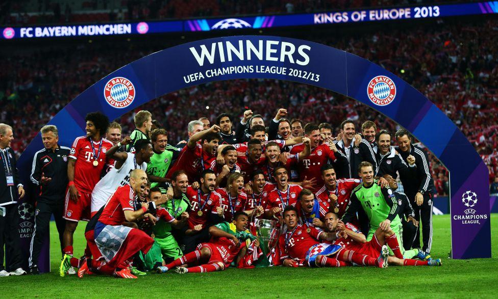 El Bayern de Munich a la tercera fue la vencida