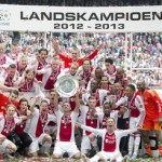 El Ajax gana su 32ª liga holandesa; el PSV jugará la Champions