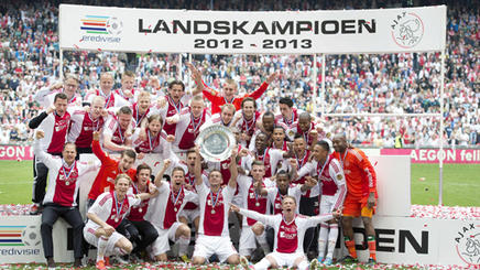 Ajax wins its 32nd Dutch league; PSV will play the Champions