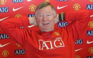 Alex Ferguson United's history